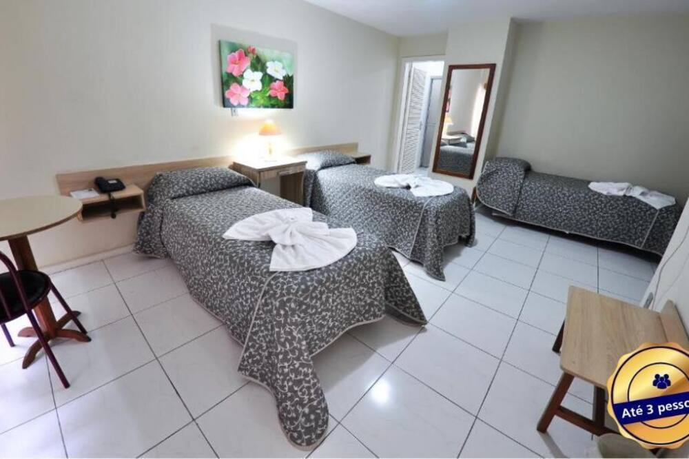 Standard Triple Room, 3 Twin Beds - Guest Room