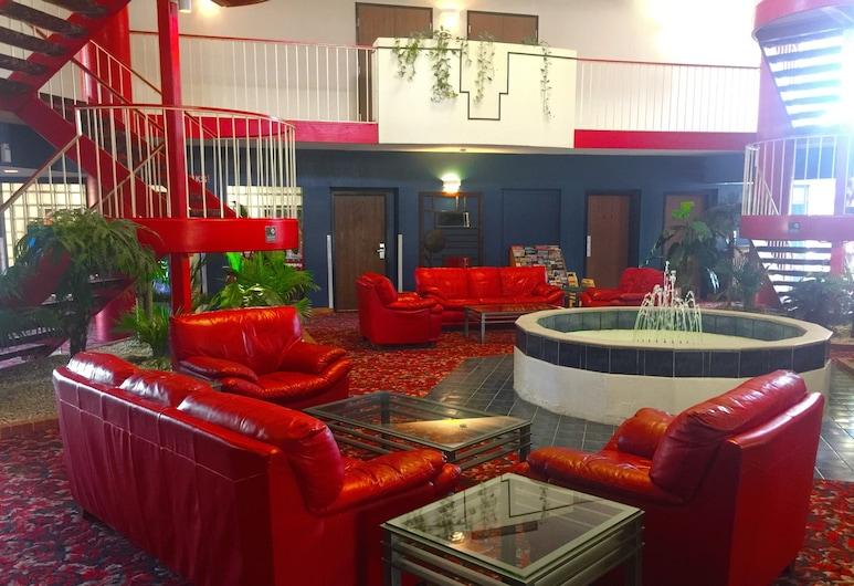 American Motel Kansas City, Kansas, Kansas City, Lobby