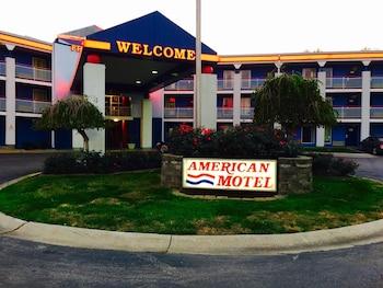 Picture of American Motel Kansas City, Kansas in Kansas City
