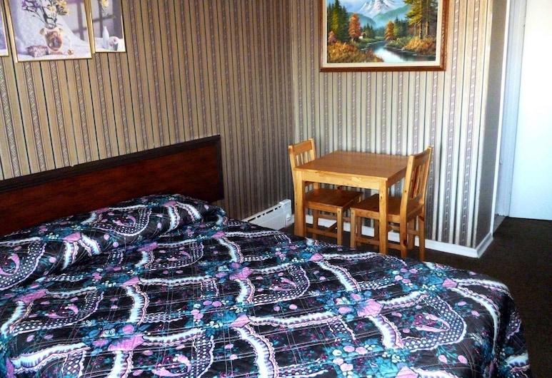 楓樹峽谷汽車旅館, 倫敦, 標準客房, 1 張標準雙人床, 非吸煙房, 客房