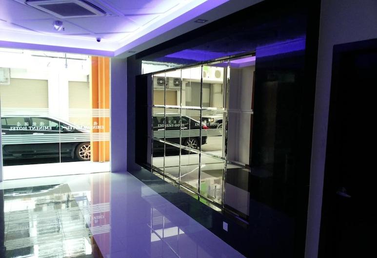 Eminent Hotel, Kota Kinabalu, Lobby