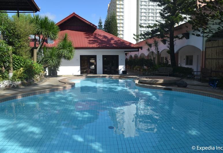 Tagaytay Country Hotel, Tagaytay, Lauko baseinas