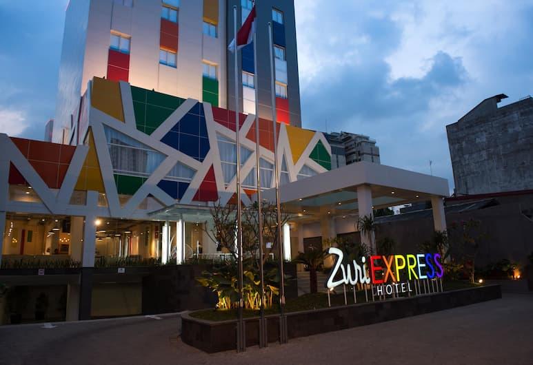 Zuri Express Mangga Dua, Jakarta, Lahan Properti