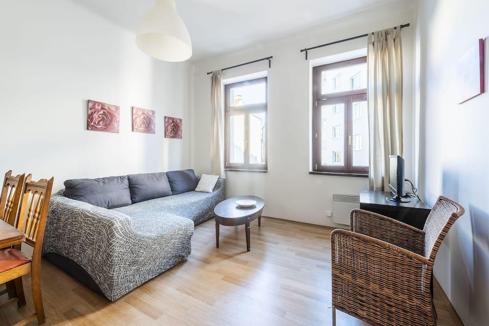 Apartamento (4 adults) - Área de estar