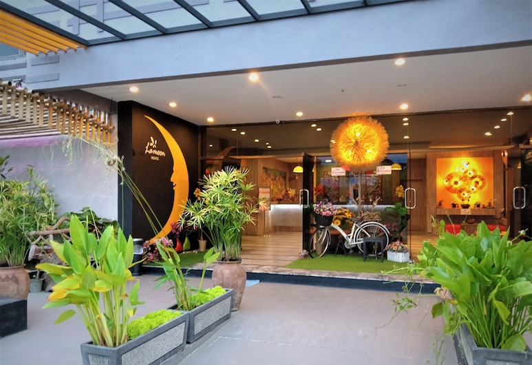 Lamoon Resotel, Phuket, Hotelfassade