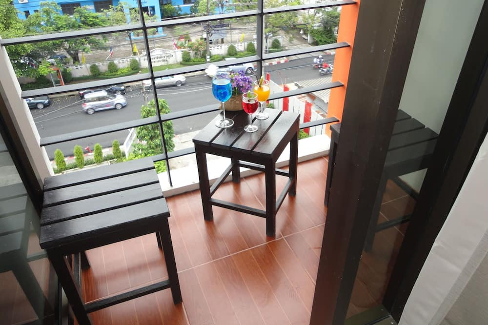 Habitación de lujo - Balcón