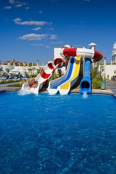 Slika: Terrace Elite Resort - All Inclusive ‒ Side