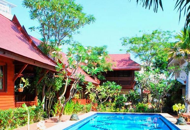 盧恩卡諾克泰屋渡假酒店, Hua Hin, 室外泳池