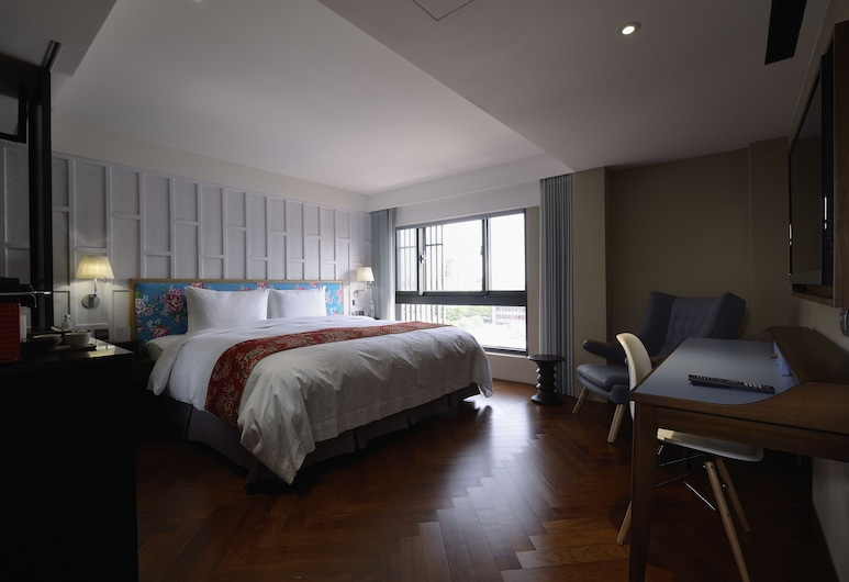 RedDot Hotel, Taichung, Superior Double Room, Guest Room