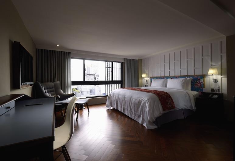 紅點文旅, 台中市, 豪華雙人房, 客房景觀