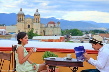 Bild vom Hotel Casa del Sótano in Oaxaca