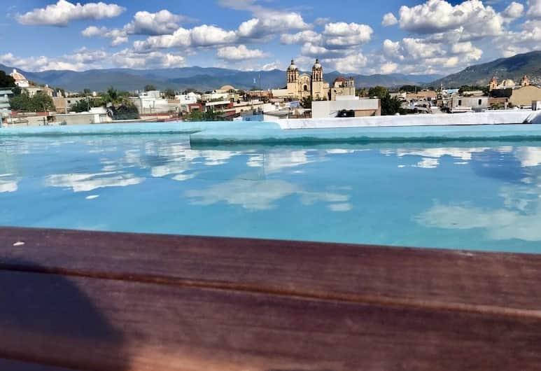 ホテル カサ デル ソタノ, オアハカ, 屋外プール