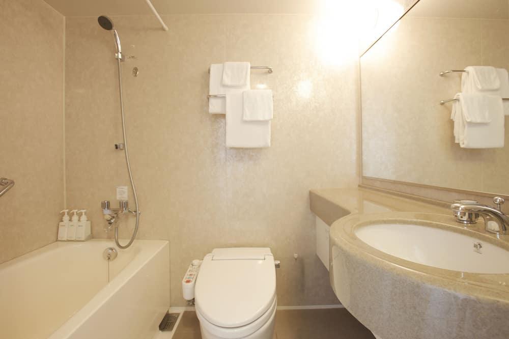 Twin soba, za pušače (Single Use) - Kupaonica
