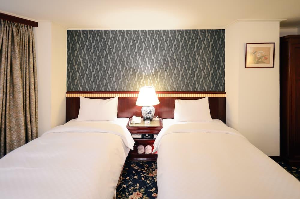 豪華雙人房, 2 張單人床 - 客房