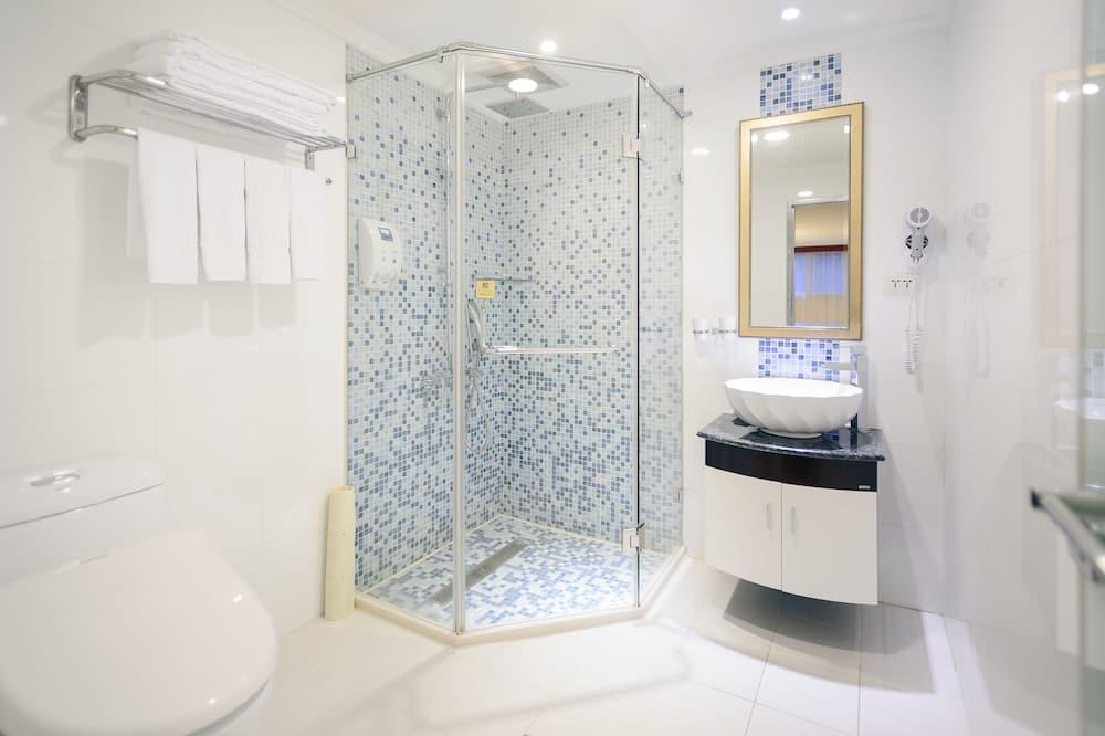 標準雙人房 - 浴室