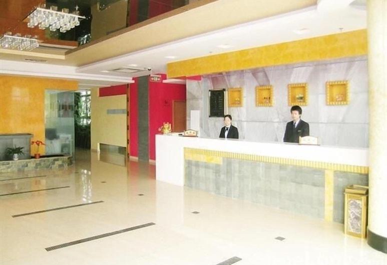 Air China Yunting Hotel, Shanghai, Reception