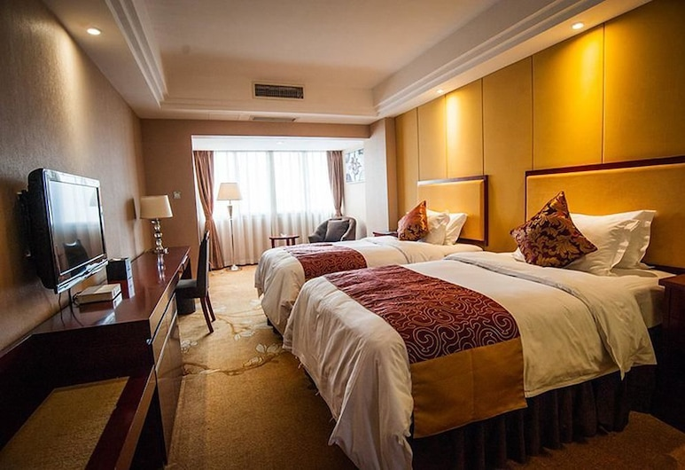 Minghan Pullman International Hotel Chengdu, Chengdu, Vierashuone