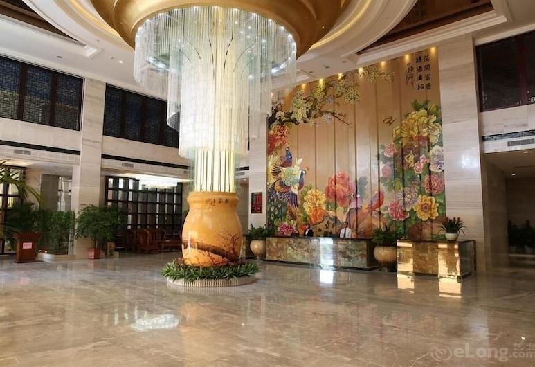 Yinhao Garden Hotel Shenzhen, שנזן, לובי