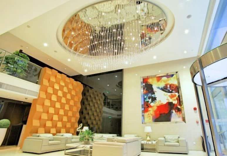 Jinjiang Inn Guangzhou Pazhou Exhibition Center, Guangzhou, Ruang Duduk Lobi