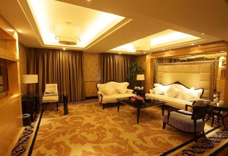 Lijin Garden Hotel, Nanjing, Guest Room