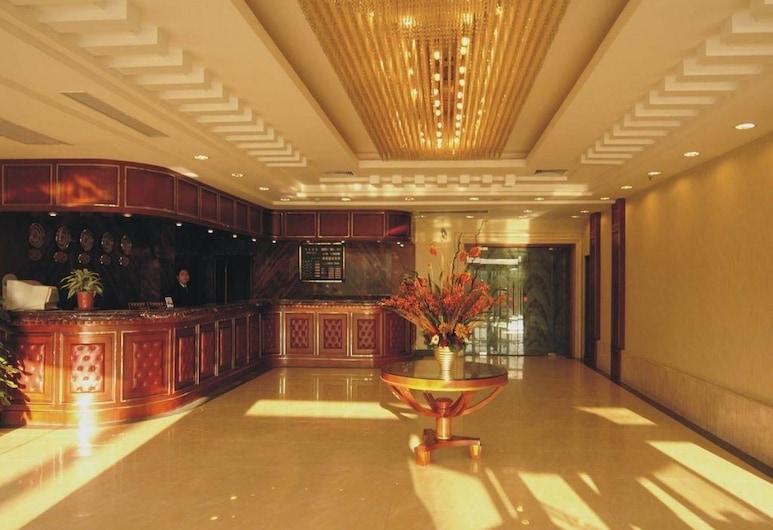 莫泰 168 (上海世博展覽館西藏南路店), 上海, 大堂