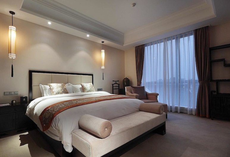 Hovle Mansion Club Hotel - Suzhou, Suzhou, Guest Room