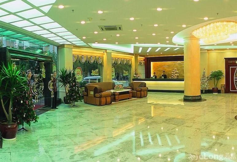 Zilaixuan Hotel, Zhongshan, Vestibiulis