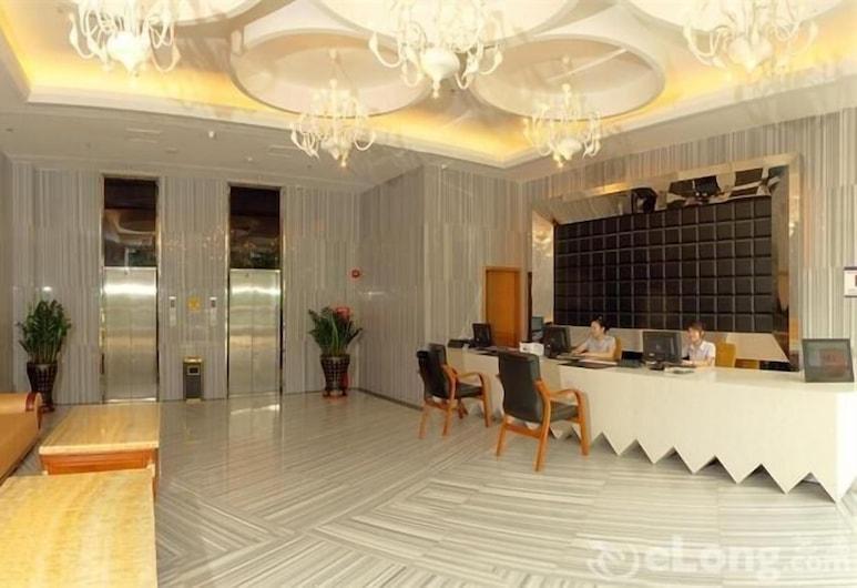 泊萊酒店, 深圳市, 大堂
