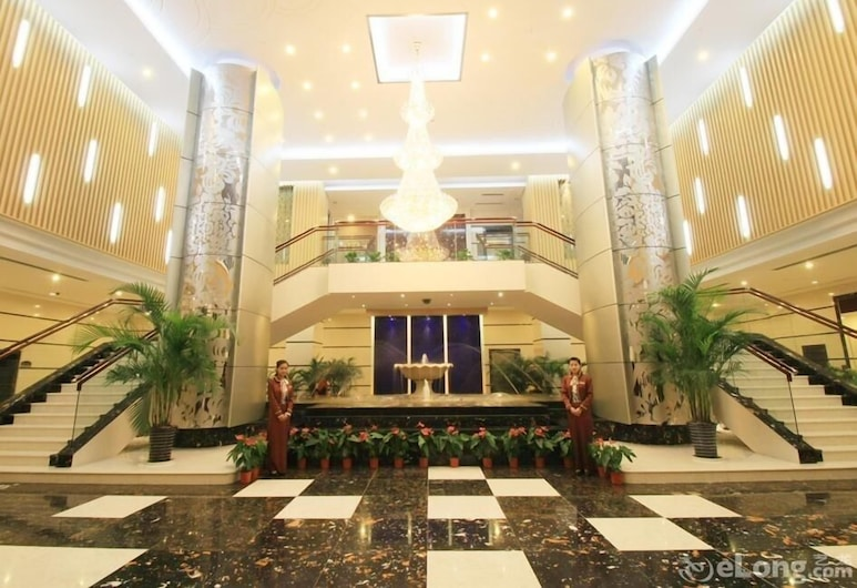 Qingdao Hanyuan Century Hotel, Qingdao, Lobby