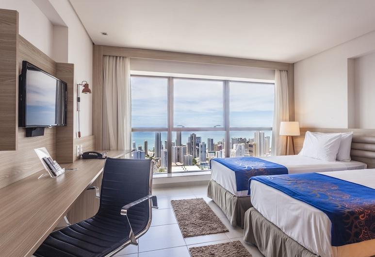 Bristol Recife Hotel & Convention, Recife, Premium Room - Vista Mar, Guest Room