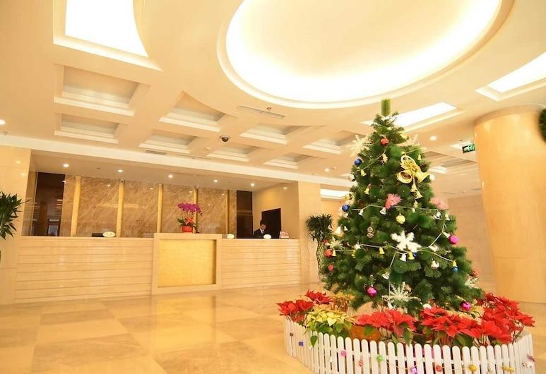 北方朗悅酒店, 北京, 大堂