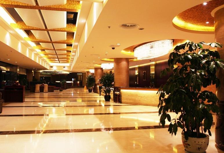Chengdu Airport Express Hotel, Čengdu, Vestibiulis