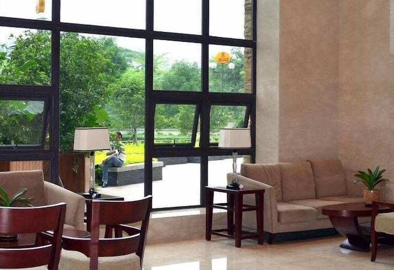 Pleasant Grasse Hotel, Guangzhou, Lobi