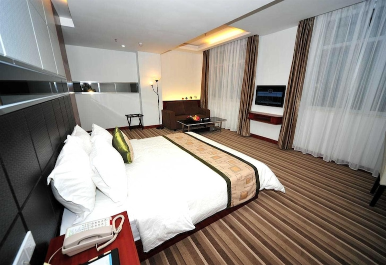 Shenzhen Higgert Business Hotel, Shenzhen, Guest Room