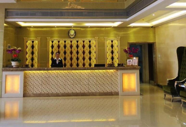Palace Hotel, Shenzhen, Lobby