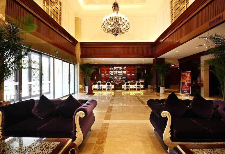 Suzhou Canal Garden Hotel, Suzhou, Lobby