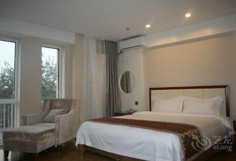 Beijing West Mansion Hotel, Peking, Zimmer