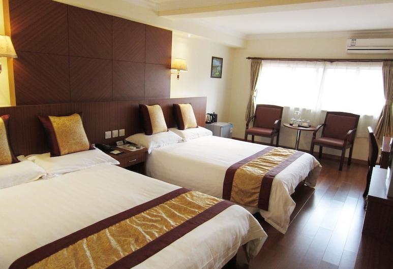 上海雍和賓館 - 顧戴路店, 上海, 客房