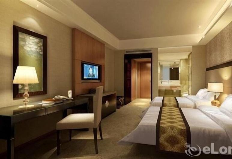 鴻錦國際酒店, 上海, 客房