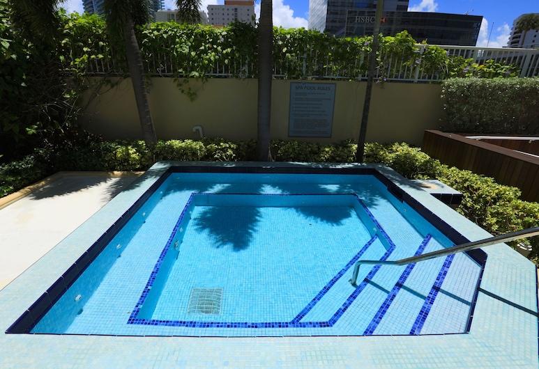 Pelicanstay at Brickell Downtown Miami, Majamis, SPA vonia lauke
