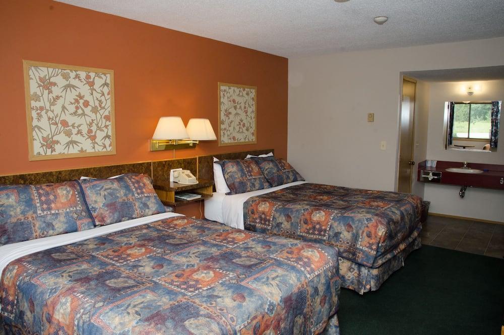 Standard Room, 2 Queen Beds - Room