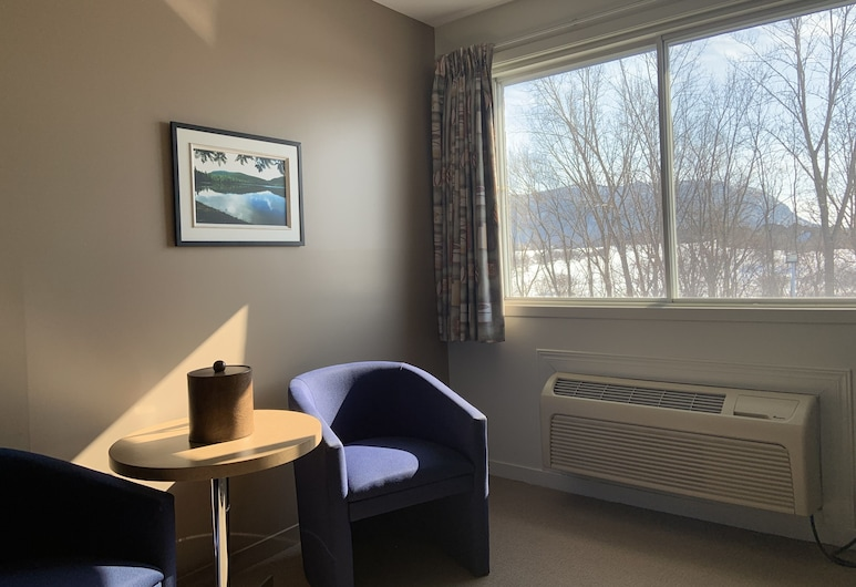 Motel Le Transit, Mont-St-Hilaire, Izba typu Comfort s dvojlôžkom alebo oddelenými lôžkami, 2 dvojlôžka, fajčiarska izba, Hosťovská izba
