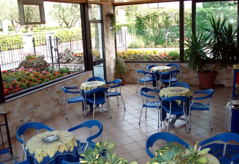 Hotel Fiordaliso, Sirmione, Frokostområde