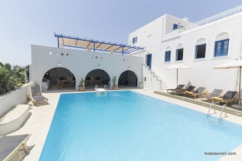 Picture of Semeli hotel in Naxos