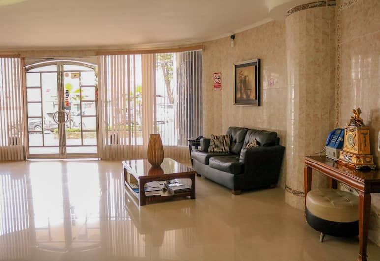 Hotel El Parador, Ciudad de Panamá, Lobby