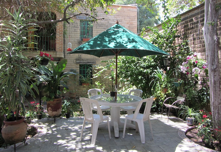 Casa del Retoño, Tlaquepaque, Terraza o patio
