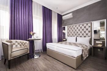 Nuotrauka: BonApart Hotel, Kijevas