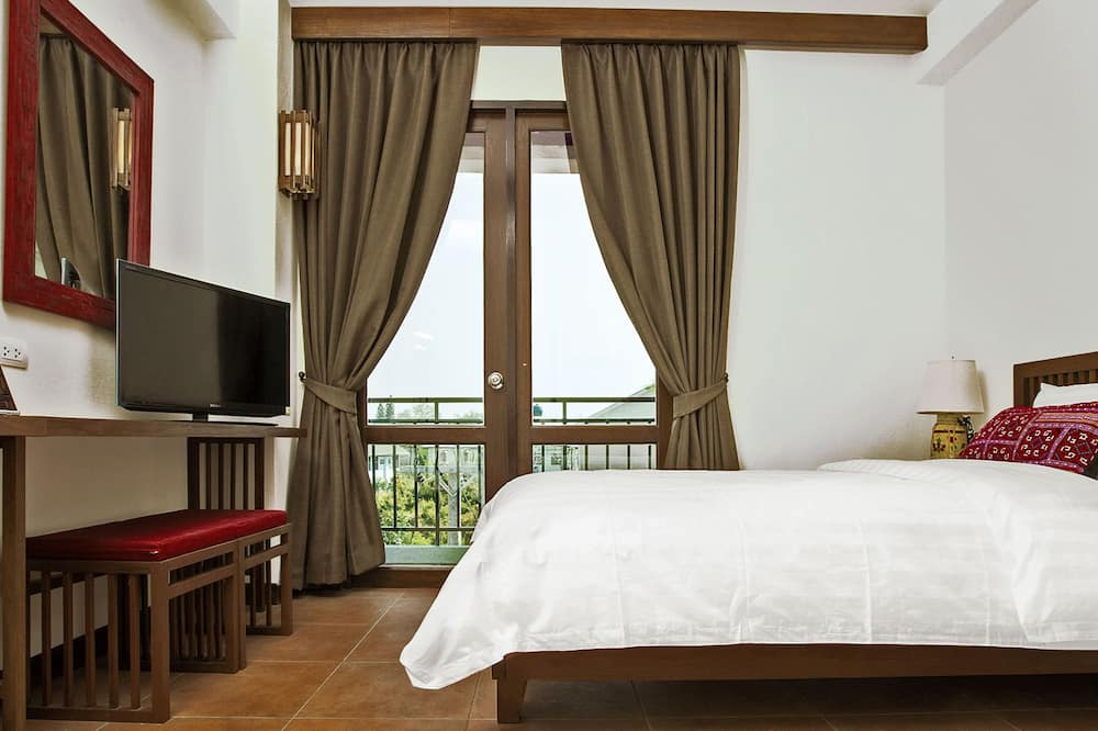 Standard Twin Room - City View