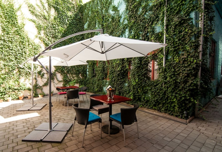 Horse inn Pension, Kosice, Terrace/Patio