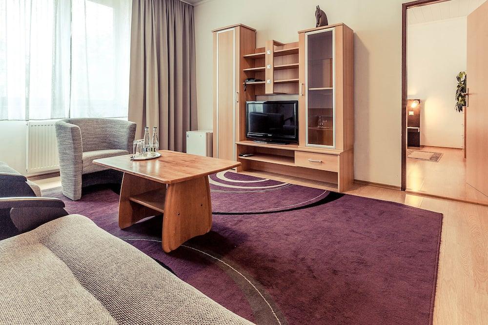 Economy Suite, 1 Bedroom - Living Area